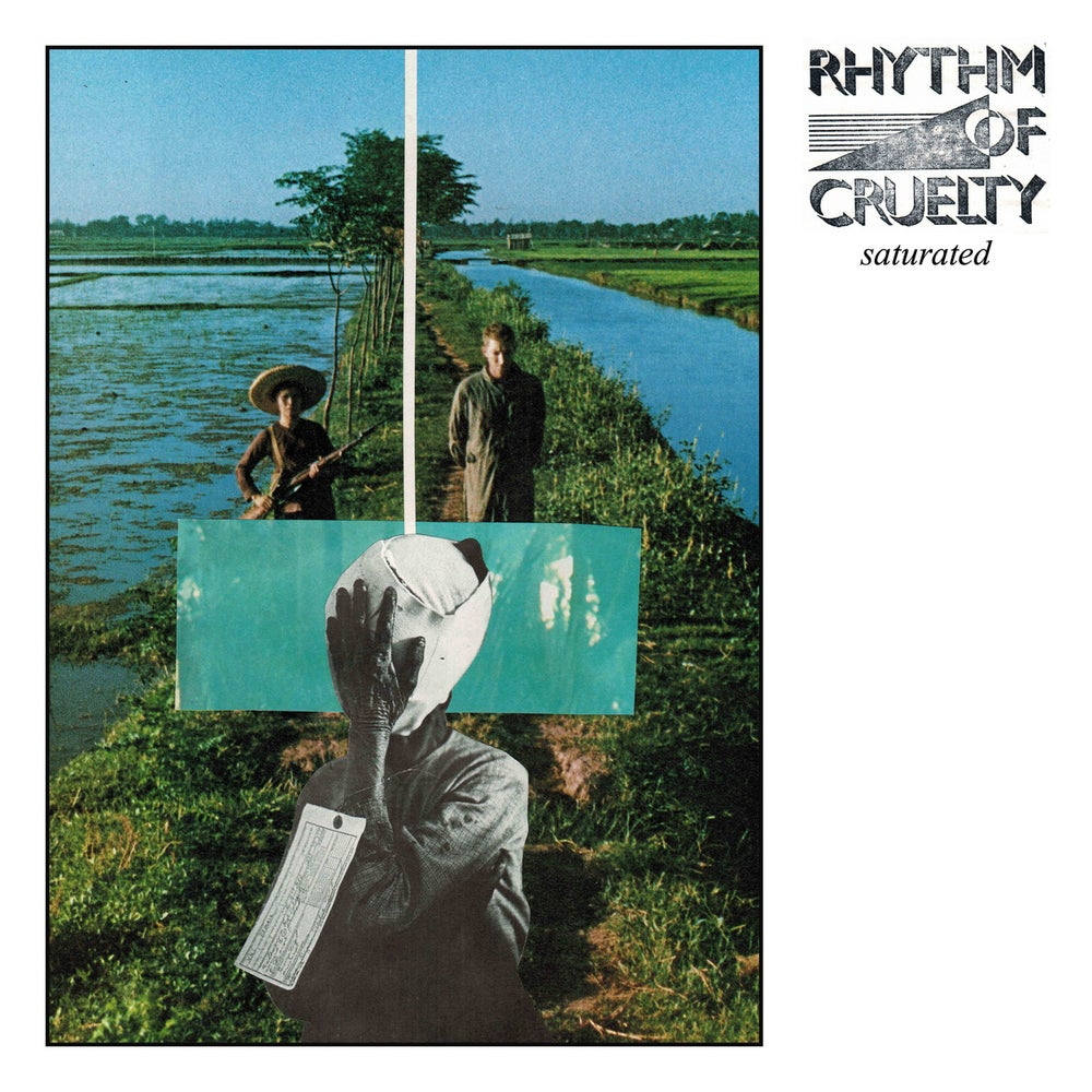 "Image of Rhythm of Cruelty ""Saturated"" LP  limited"