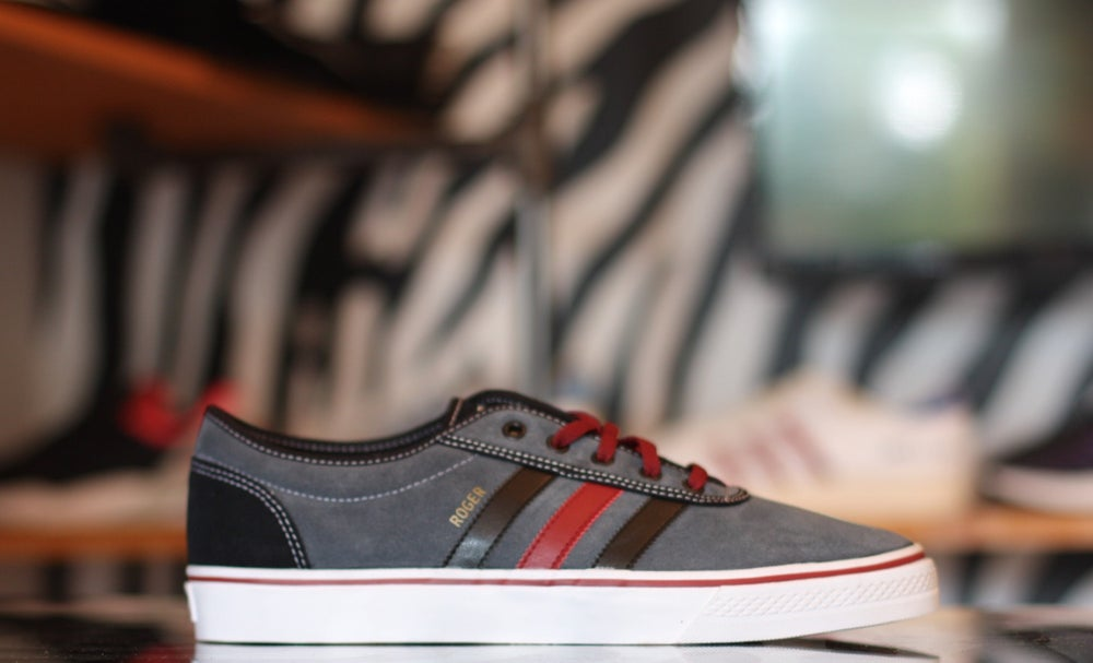 Image of ADIDAS ADI EASE X ROGER SKATEBOARDS