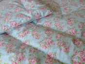 Image of Sweet Mabel Double Eiderdown-Piped Edge