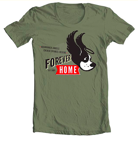 Image of Forever Home T-shirt (by SocialPakt)