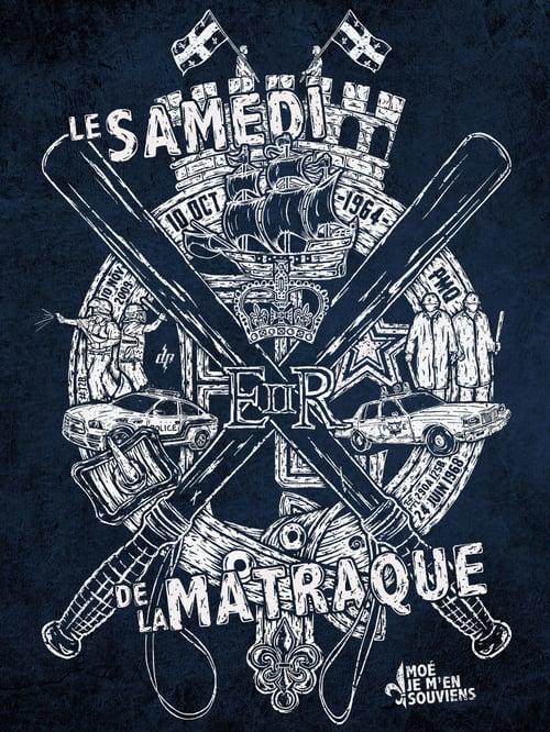 Image of Le Samedi de la Matraque / T-shirt Homme