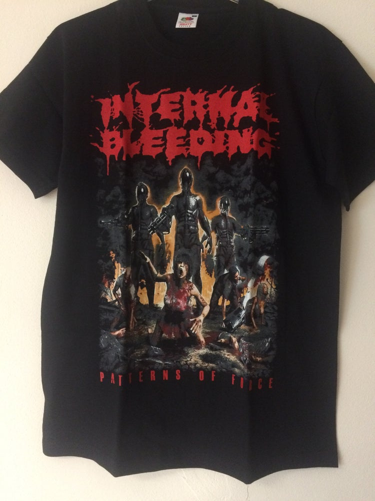 Image of INTERNAL BLEEDING T-Shirt