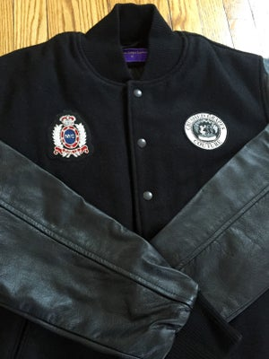 Image of CGC Varsity Jacket