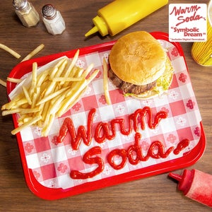 "Image of WARM SODA - ""SYMBOLIC DREAM"" CD"
