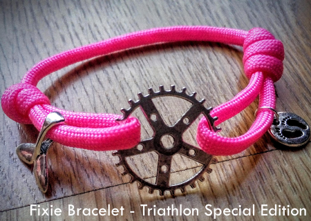 Image of Fixie Bracelet - Triathlon Special Edition