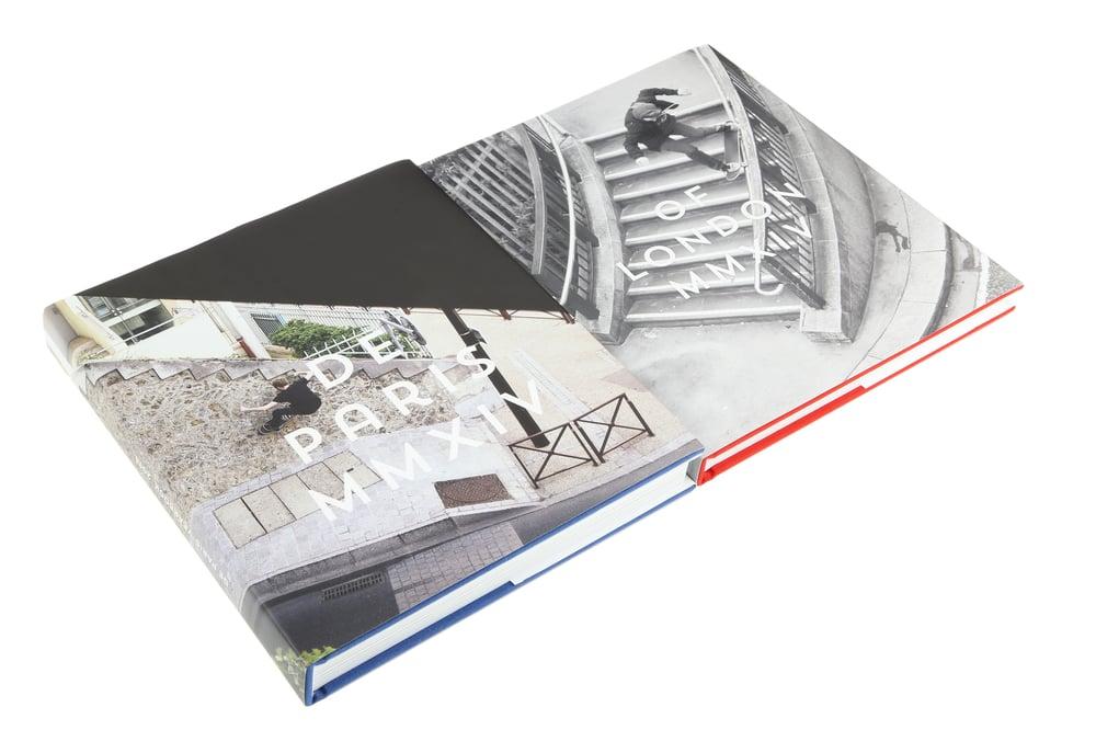 Image of De Paris & Of London 2014 Yearbook Pack