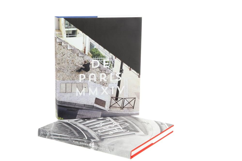 De Paris & Of London 2014 Yearbook Pack