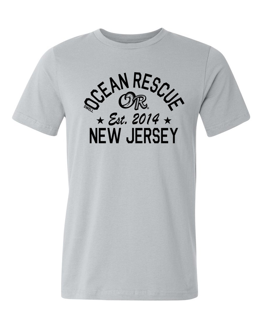 Image of Ocean Rescue Established 2014 NJ