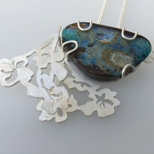 Image of Wildflower Series: Boulder Opal 1