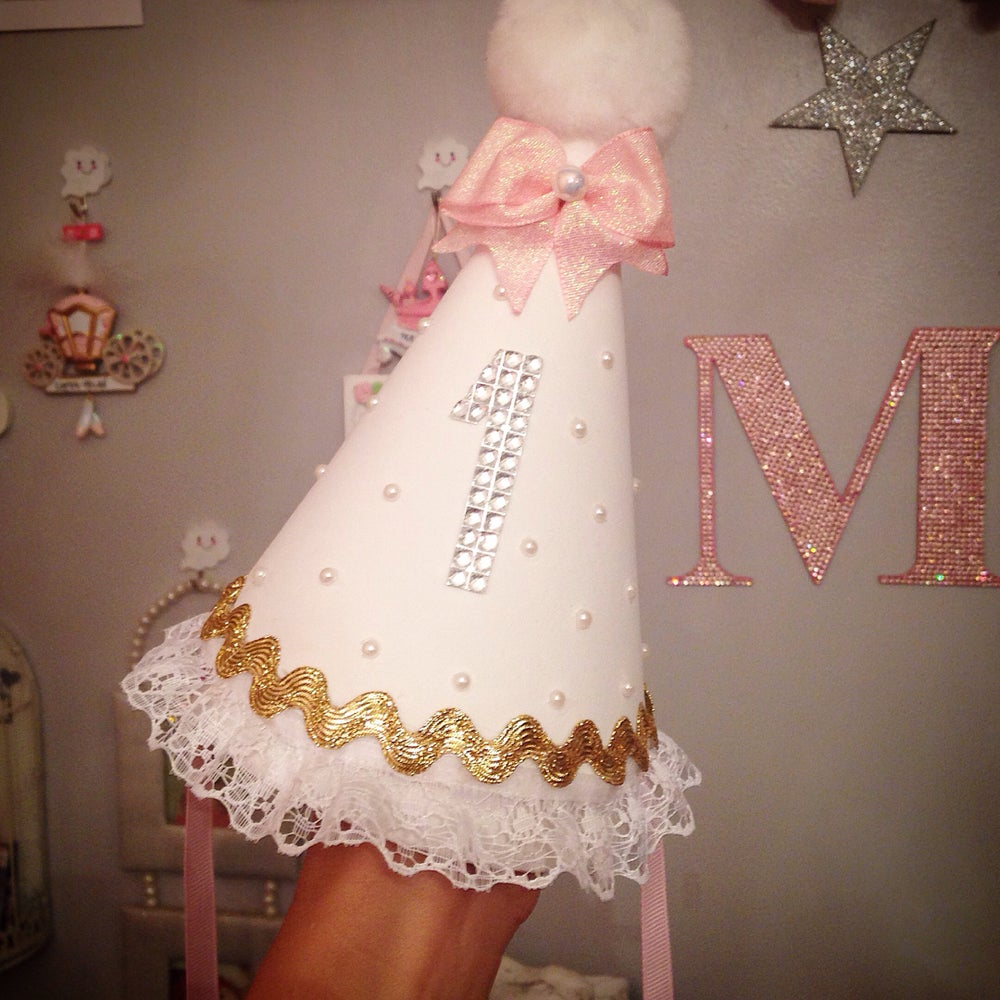 Image of Personalised Party Hats