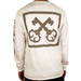 Image of Born to Win LS (White/3M)
