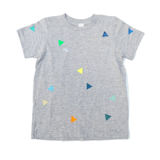 Image of T-Shirt Triangle grey