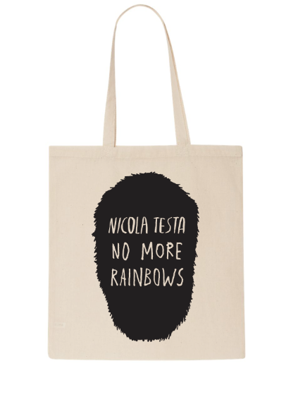Image of Nicola Testa - No More Rainbows - Tote Bag