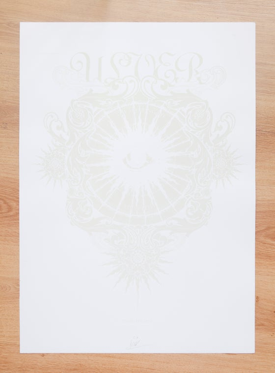 "Image of ULVER ""FEBRUARY 2010"" white"