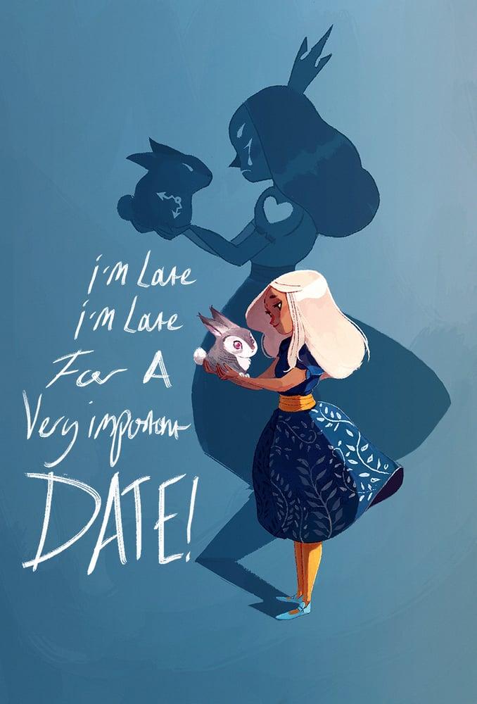 Image of Alice In Wonderland