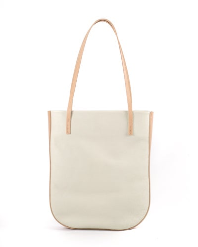 Image of Tote in Cream