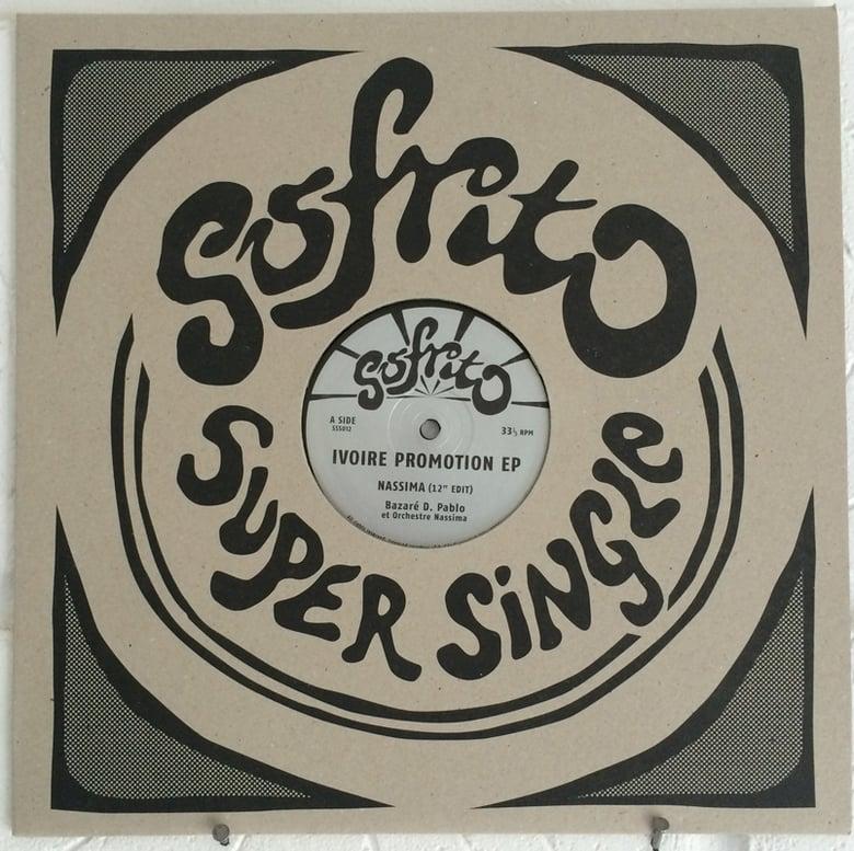 Image of Super Single // Ivoire Promotion EP