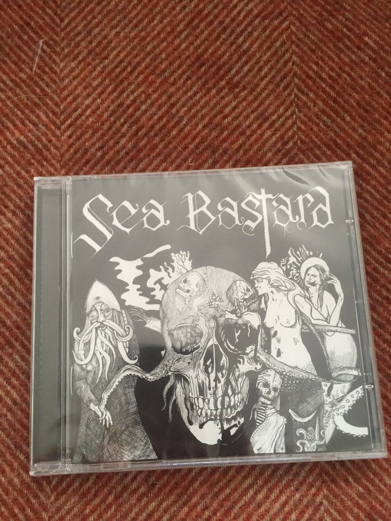 Image of Sea Bastard Scabrous CD