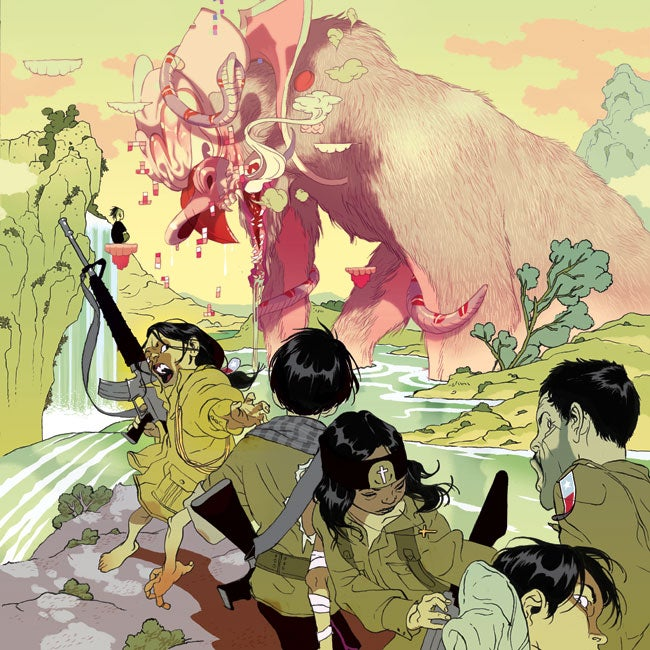 Image of Tomer Hanuka's 'The Beast' AP