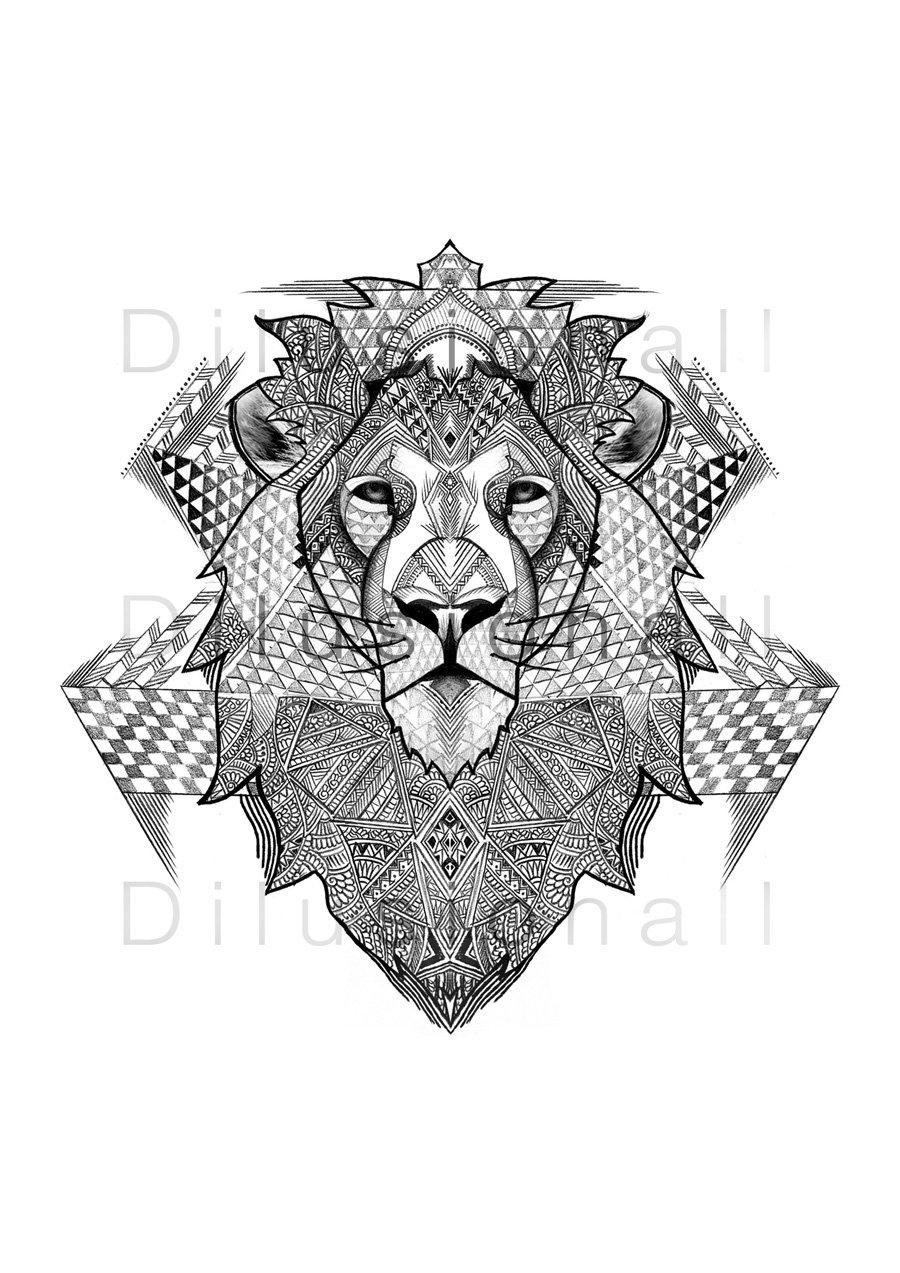 Image of Lion Singh