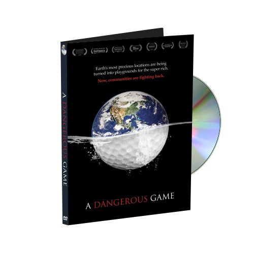 Image of A Dangerous Game DVD (Director's Edition)