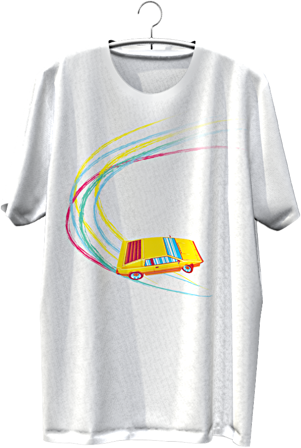 Image of 「The Drift Spectrum Tee」