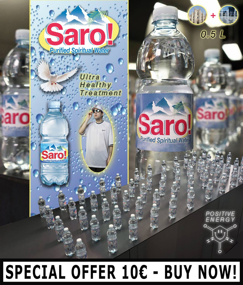 Image of SARO! Spiritualized Water