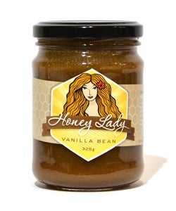 Image of Vanilla Bean Honey 325g