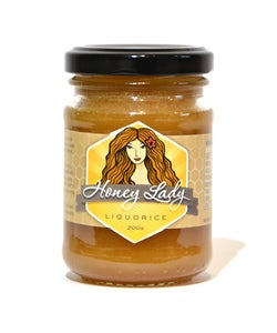 Image of Liquorice Honey 200g