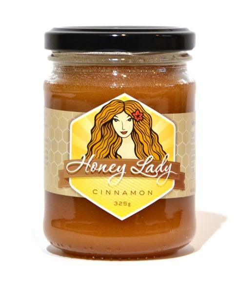 Image of Cinnamon Honey 325g