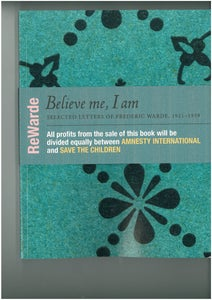 Image of Believe me, I am