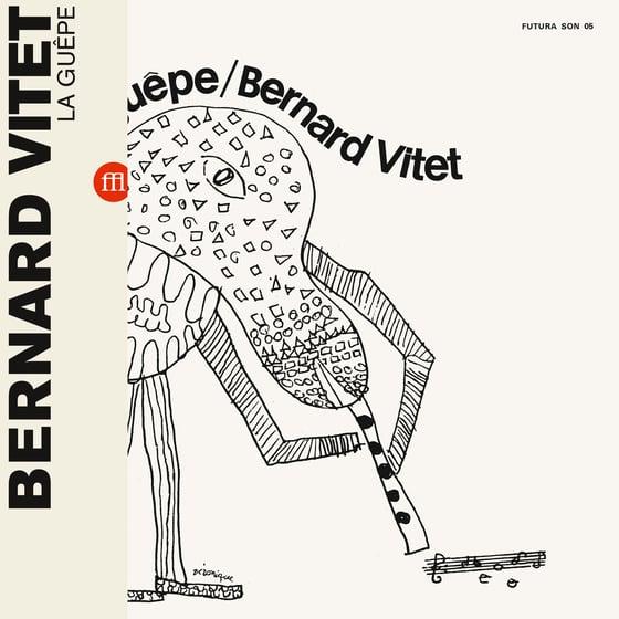 Image of BERNARD VITET - LA GUEPE (FFL010/SON05 - black)