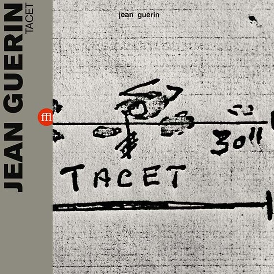 Image of JEAN GUERIN - TACET (FFL009/SON04 - grey)