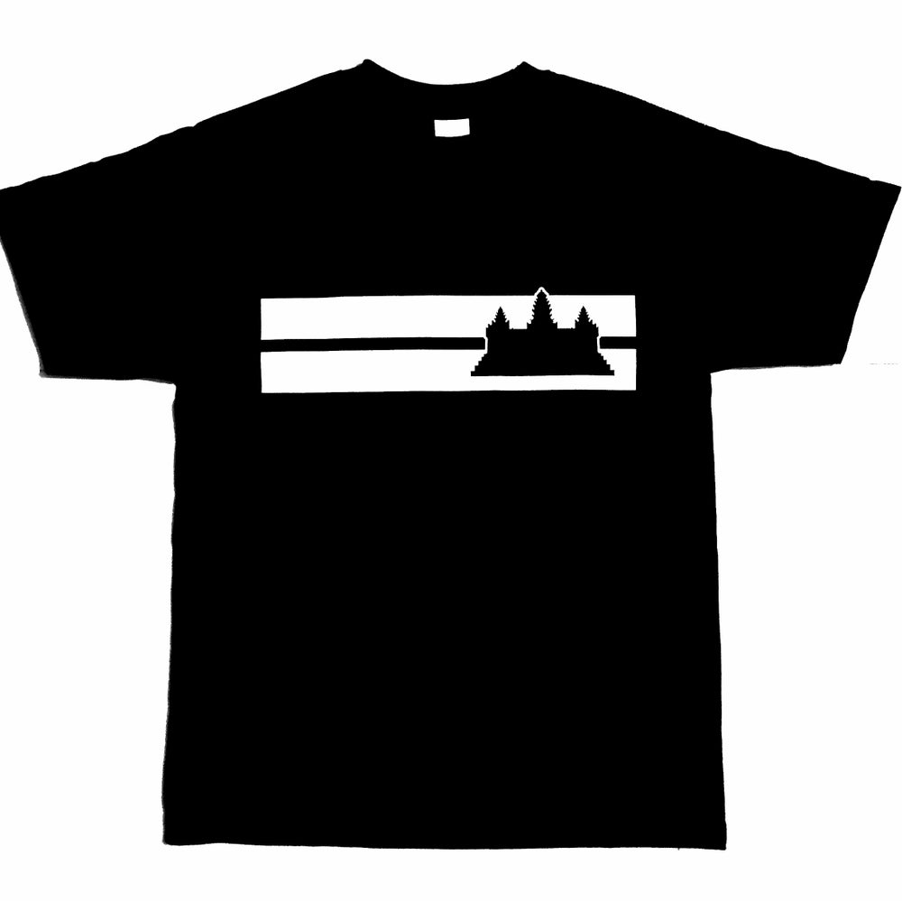 Image of RC Angkor Wat Double Striped Tee