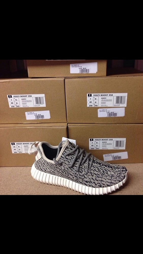 reputable site f424e 4787f Yeezy boost 350 size 5-12