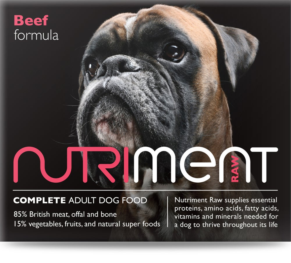 Image of Beef Formula - Adult