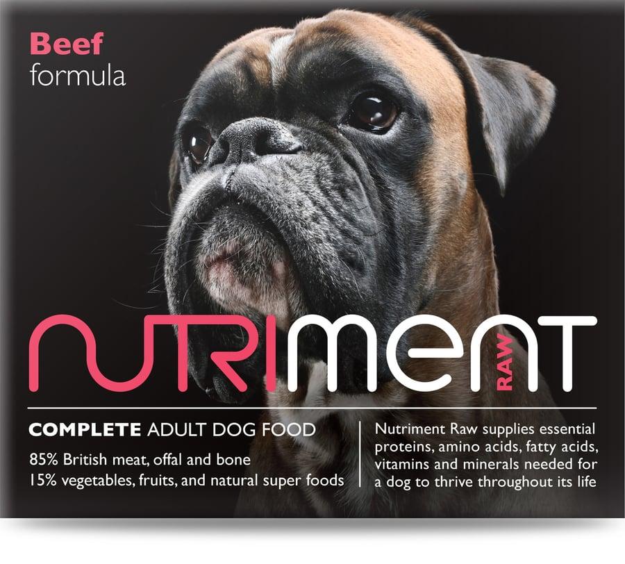 Image of Beef Formula - Adult