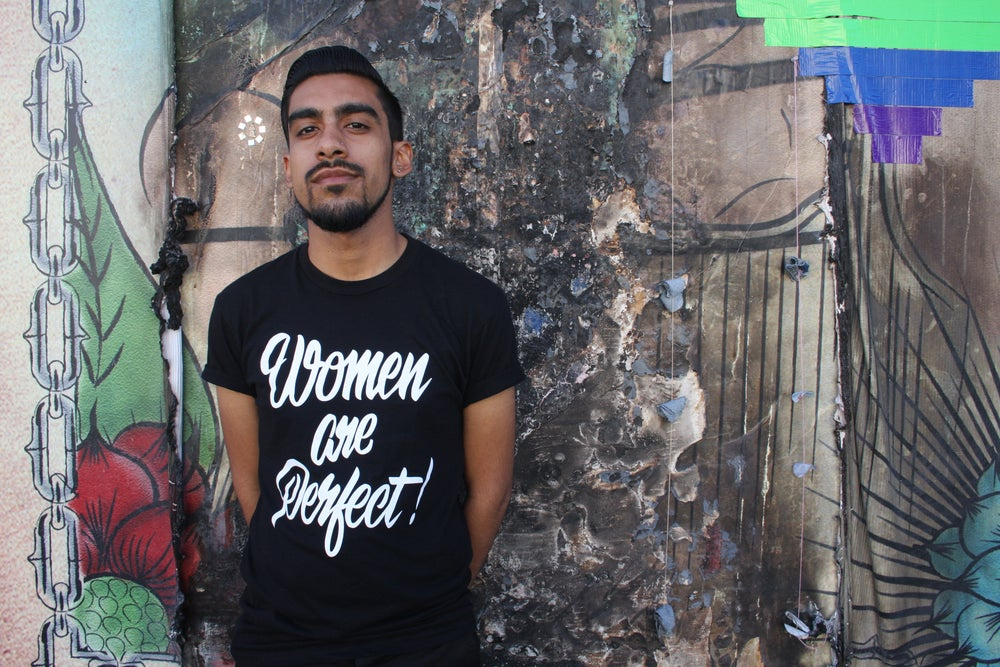 """Image of """"Women Are Perfect"""" Tee"""