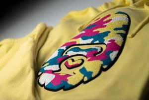 Image of Kosher Gorilla Shorts & Hoodie (Yellow)