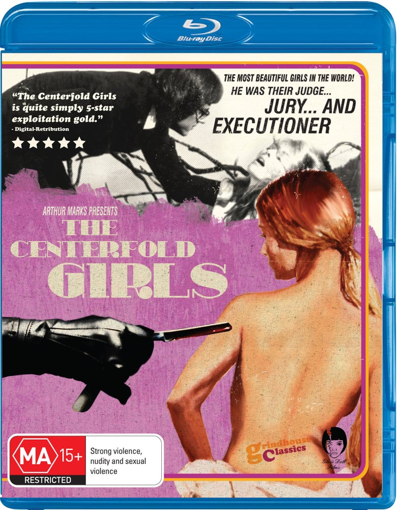 Image of The Centerfold Girls (Bluray)