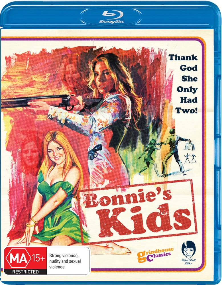 Image of Bonnie's Kids (Bluray)