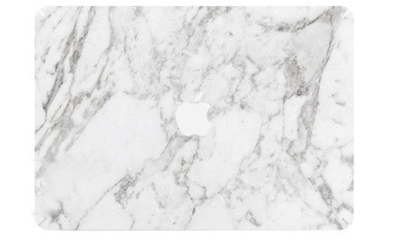 Image of Marbleised Macbook Cover