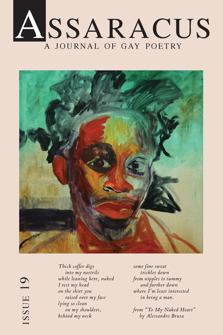 Image of Assaracus Issue 19: A Journal of Gay Poetry (Brusa, de Jesus, Thrasher)