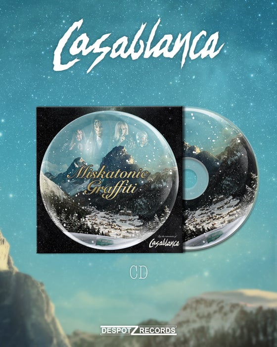 Image of Casablanca - Miskatonic Graffiti (CD)