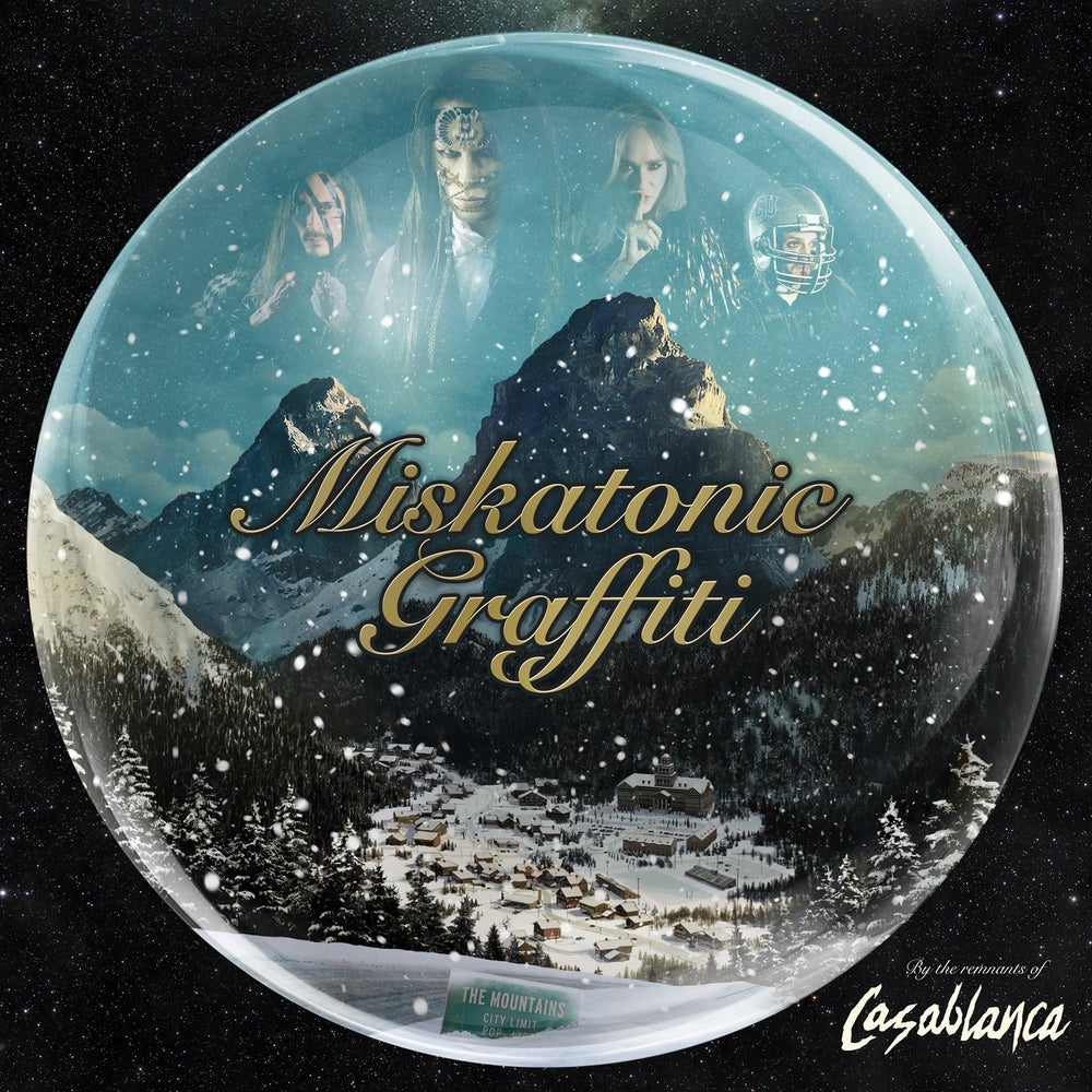 Image of Casablanca - Miskatonic Graffiti [CD]