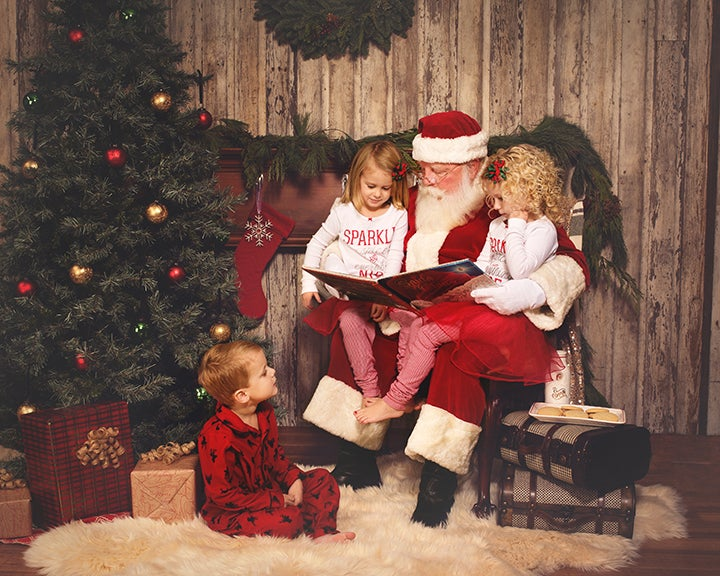 Image of Santa Mini Sessions
