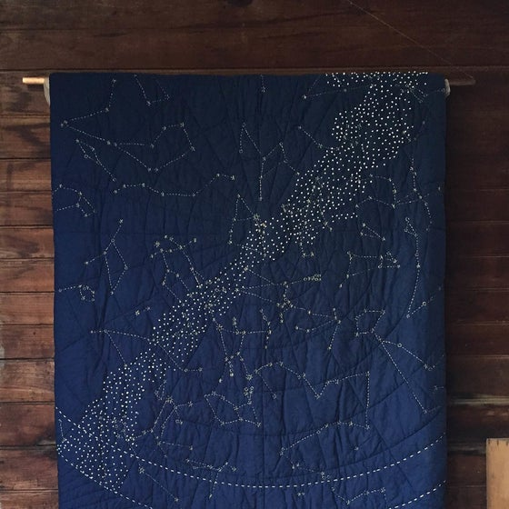Image of Constellation Quilt
