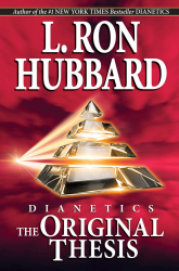 Image of Dianetics: The Original Thesis - Paperback