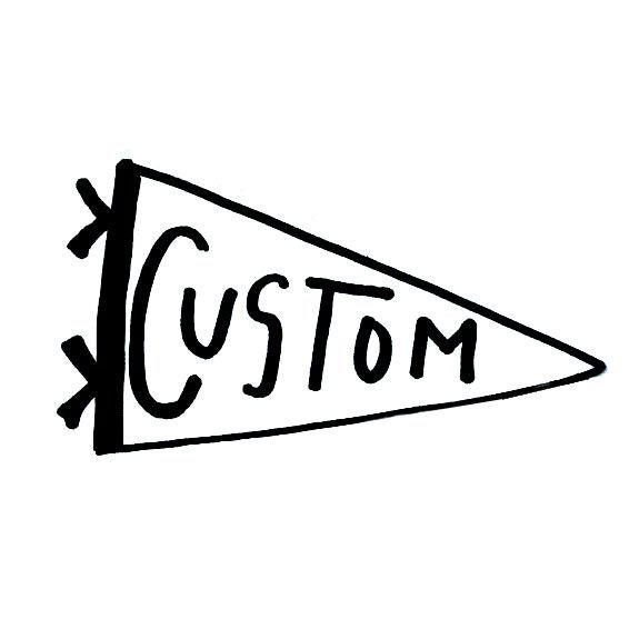 Image of CUSTOM FLAG
