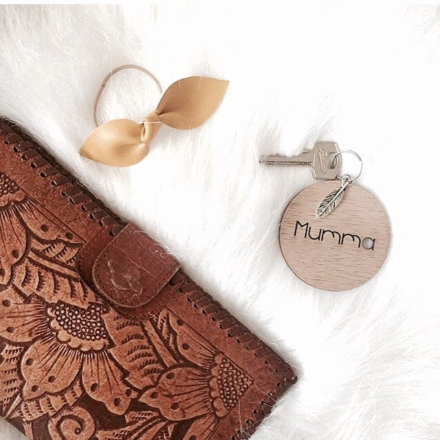Image of MUMMA/MUM/MAMA BAG TAG
